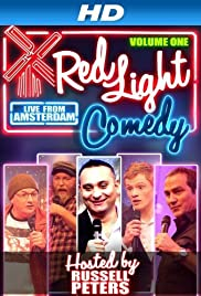 Red Light Comedy: Live from Amsterdam Poster