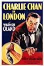 Charlie Chan in London (1934) Poster