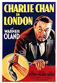 Charlie Chan in London(1934) Poster - Movie Forum, Cast, Reviews
