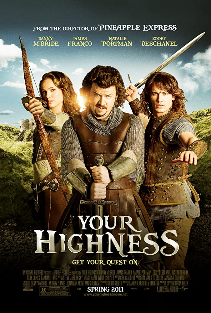 فيلم Your Highness مترجم