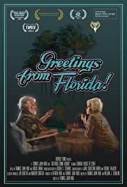 Greetings from Florida! Poster
