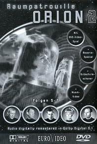 Primary photo for Raumpatrouille - Die phantastischen Abenteuer des Raumschiffes Orion
