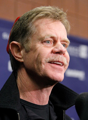 William H. Macy at an event for The Deal (2008)