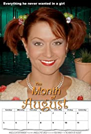 The Month of August Poster