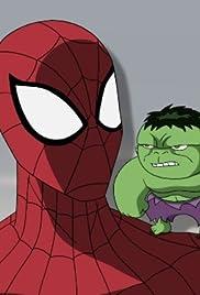 Home Sick Hulk Poster