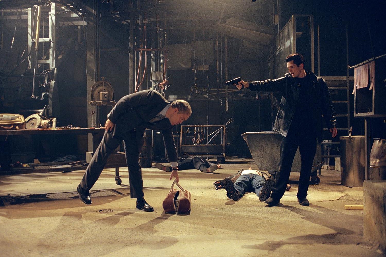 John Malkovich and Barry Pepper in Knockaround Guys (2001)