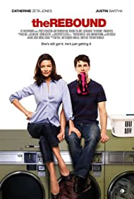 Catherine Zeta-Jones and Justin Bartha in The Rebound (2009)