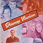Sally Eilers, Jayne Hazard, Jimmy Lydon, and Warren William in Strange Illusion (1945)