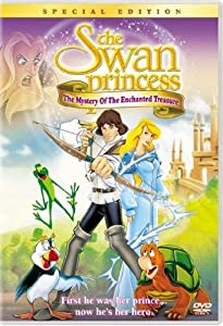 Dvd movies full downloads The Swan Princess: The Mystery of the Enchanted Treasure [1020p]