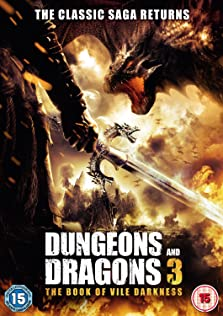 Dungeons & Dragons: The Book of Vile Darkness (2012 TV Movie)