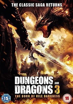 Dungeons & Dragons 3: Das Buch der Dunklen Schatten (2012) • 14. Juni 2021