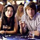 Liza Lapira and Jacob Pitts in 21 (2008)
