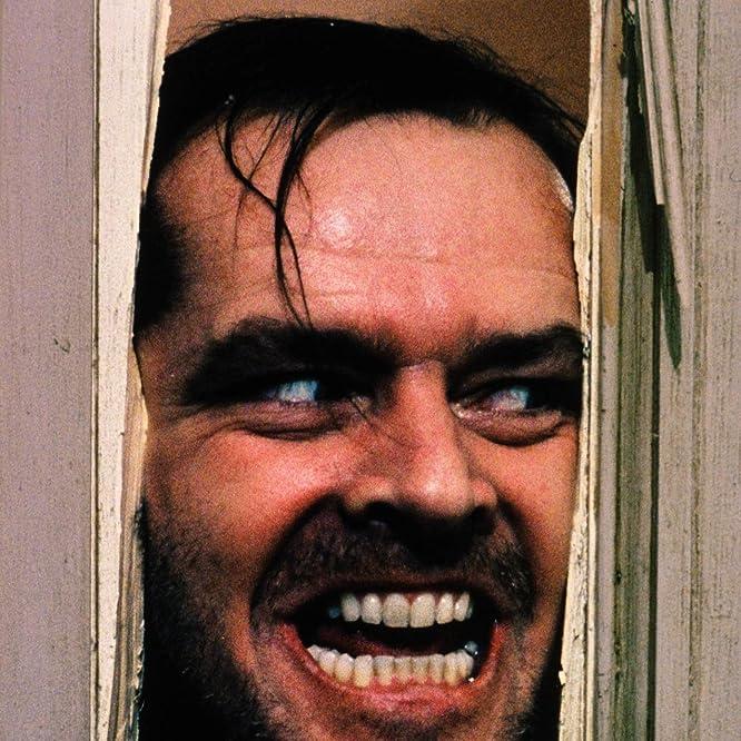 Jack Nicholson in The Shining (1980)