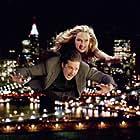 Uma Thurman and Luke Wilson in My Super Ex-Girlfriend (2006)