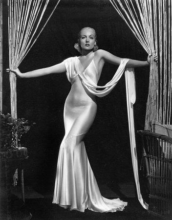 carole lombard dress