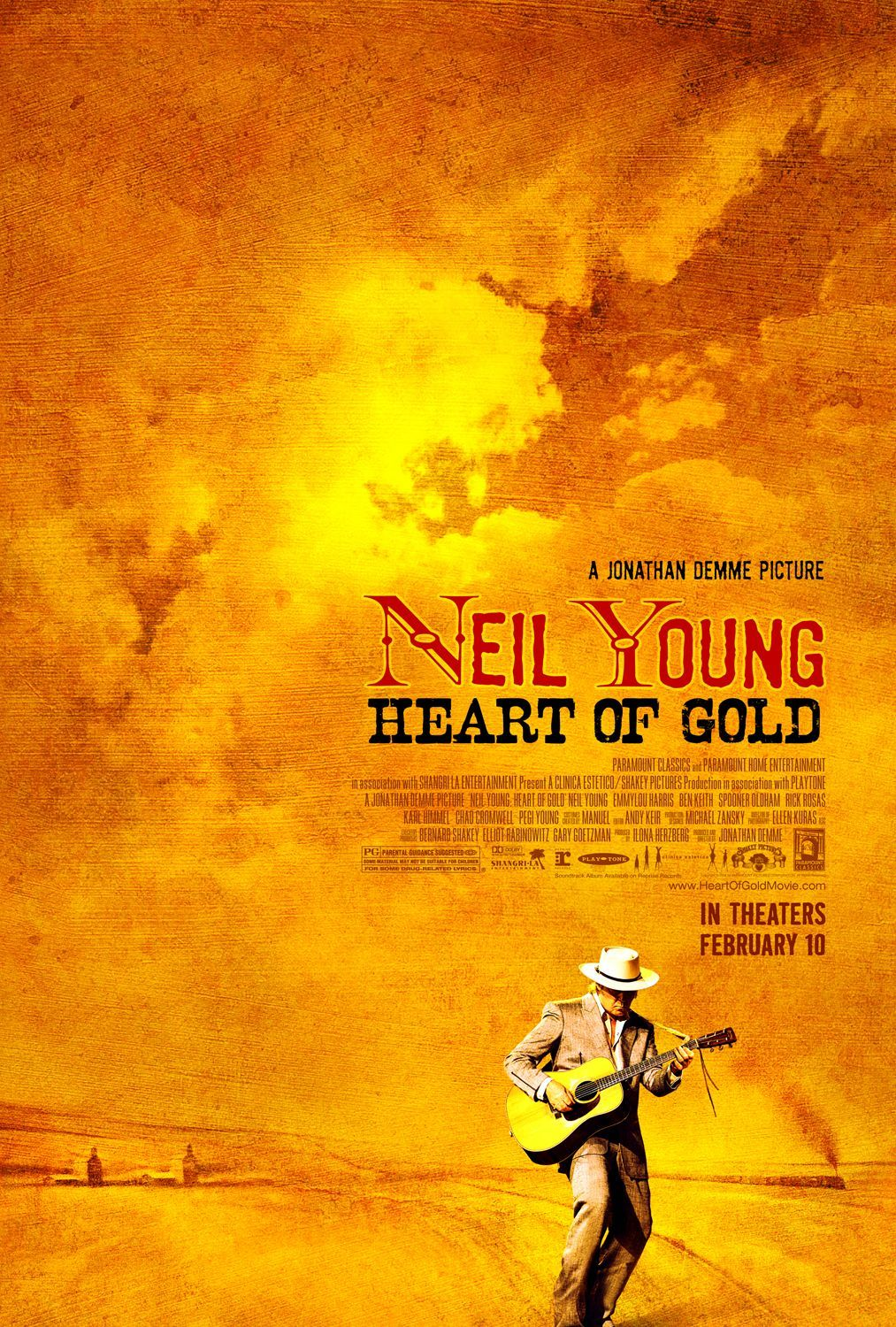 Neil Young Heart Of Gold 2006 Imdb