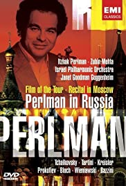 Perlman in Russia Poster