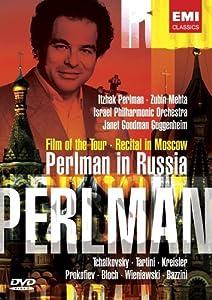 Perlman in Russia none