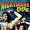Rik Battaglia and Barbara Steele in Nightmare Castle (1965)
