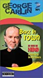 George Carlin: Back in Town (1996) Poster