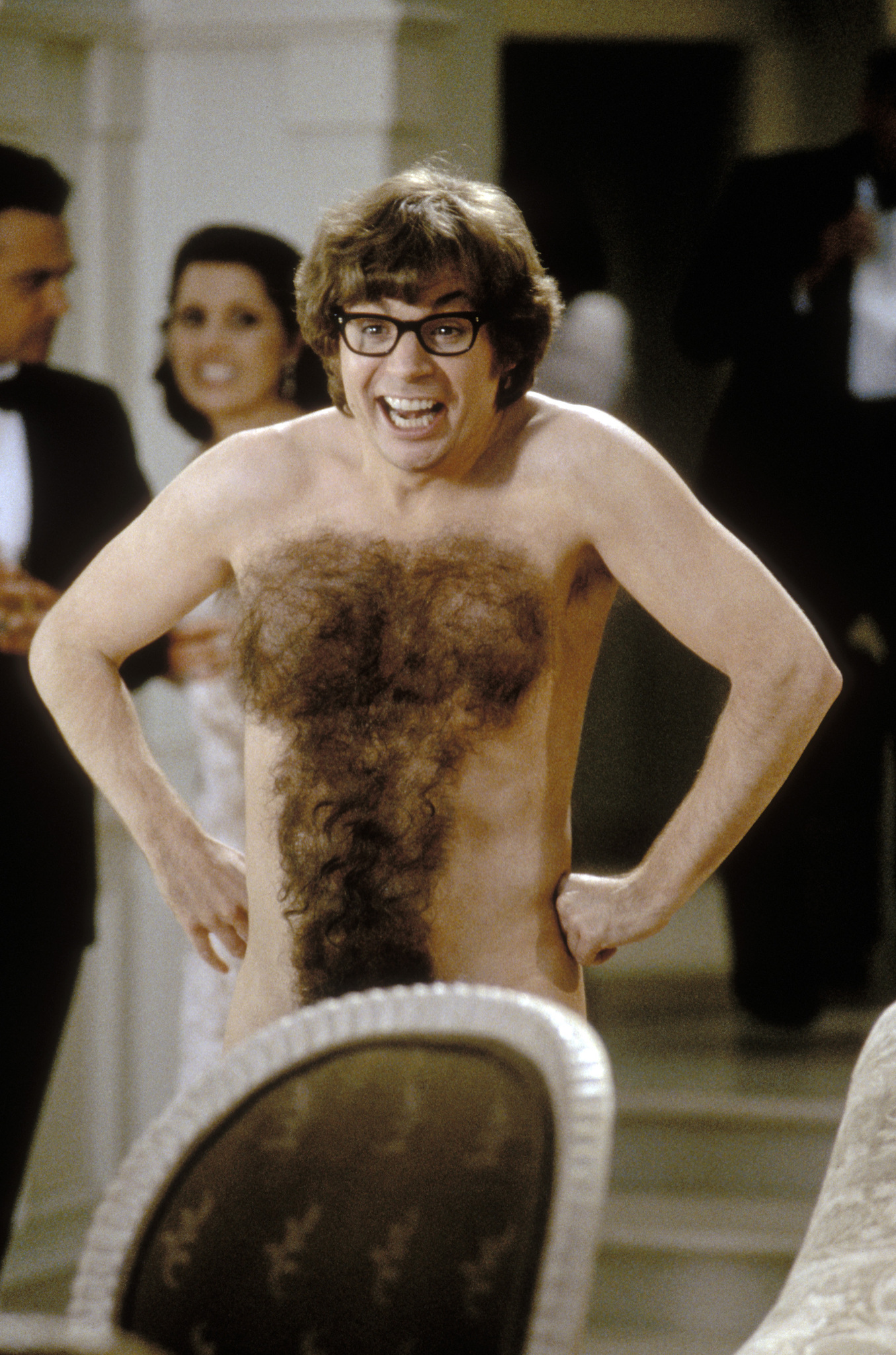 Mike Myers in Austin Powers: The Spy Who Shagged Me (1999)