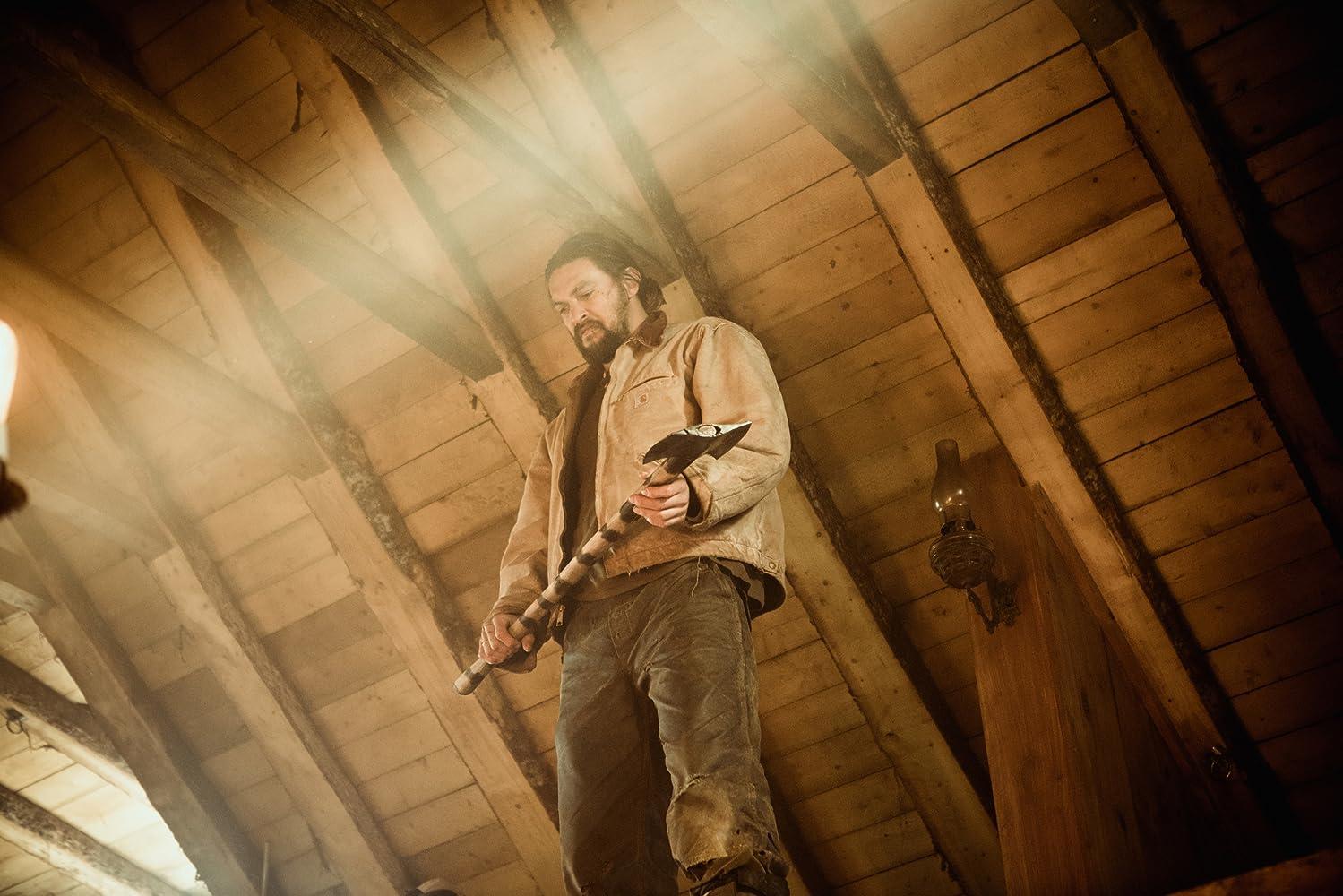 Jason Momoa in Braven (2018)