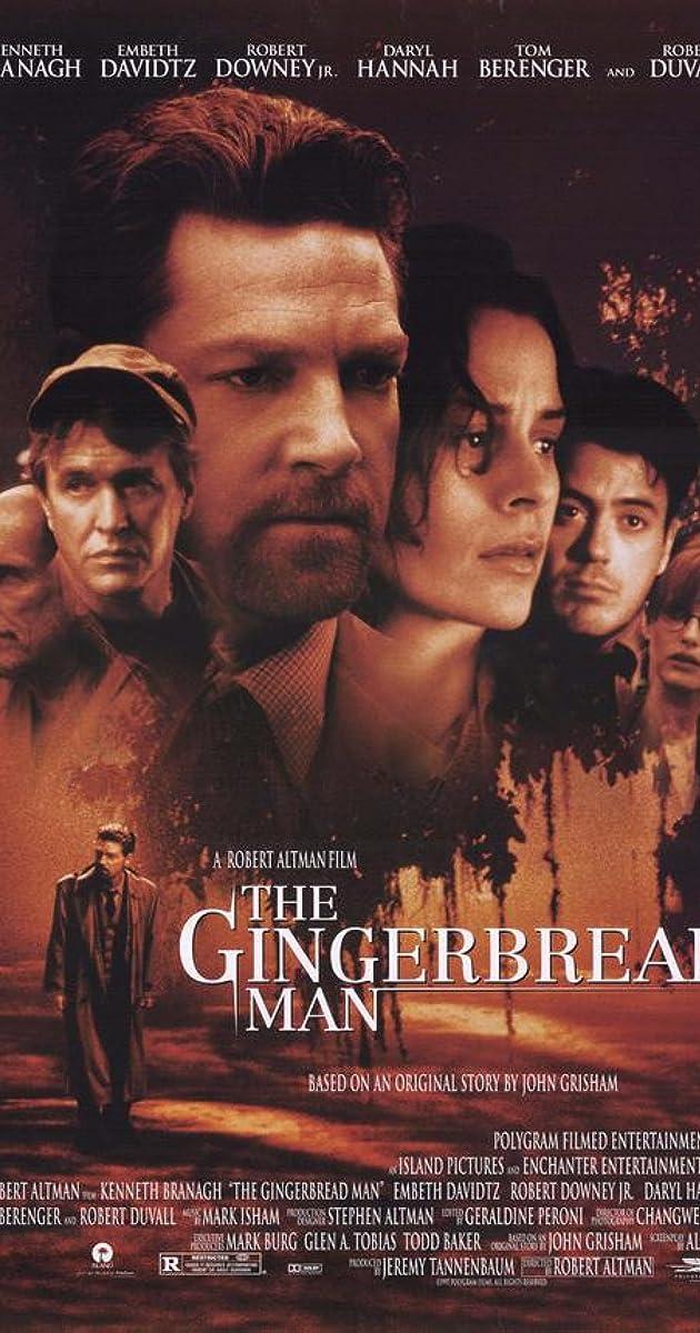 Weihnachtsfilm Oh Tannenbaum.The Gingerbread Man 1998 Imdb