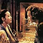 Bryan Brown and Joan Chen in Tai-Pan (1986)
