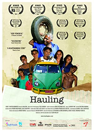 Where to stream Hauling