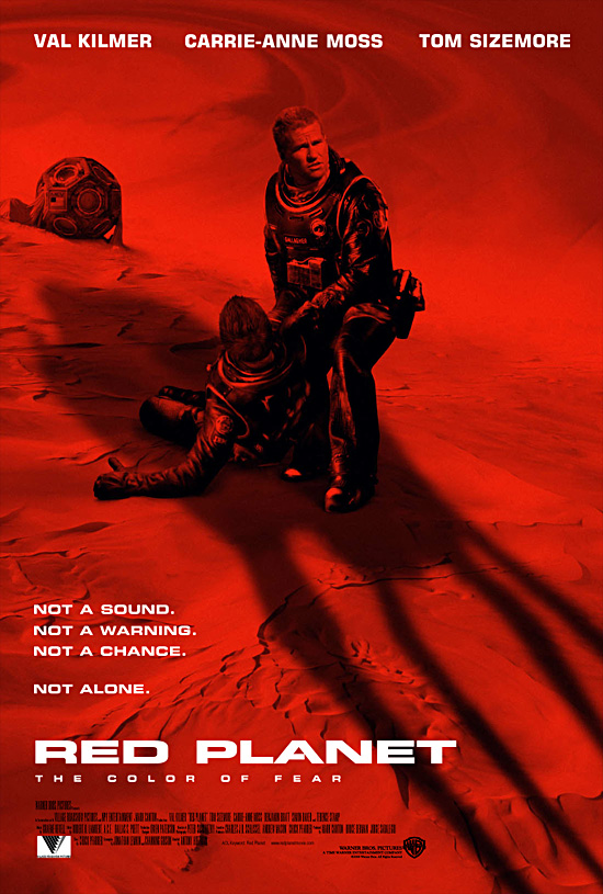 Red Planet 2000 Dual Audio Hindi 300MB BluRay ESub