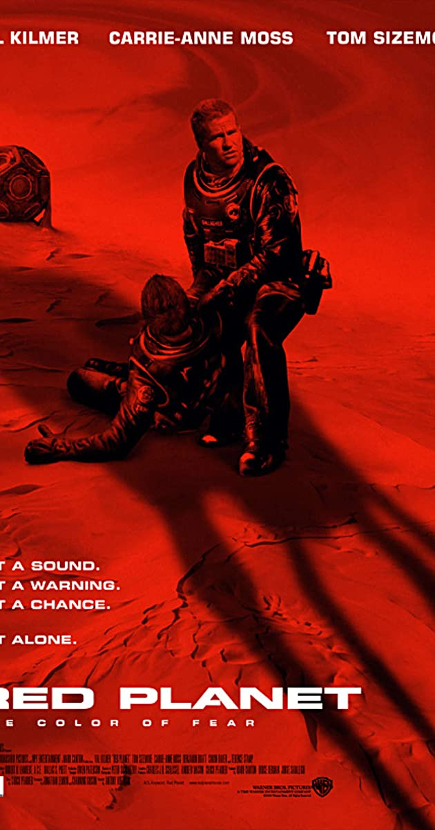 Play or Watch Movies for free Red Planet (2000)
