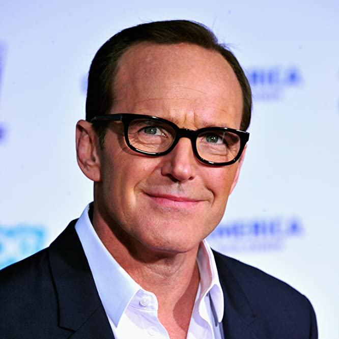 Clark Gregg at an event for Captain America: The Winter Soldier (2014)