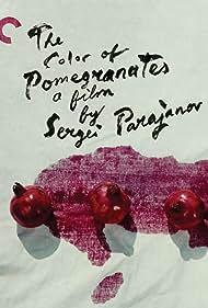 Sayat Nova (1982) Poster - Movie Forum, Cast, Reviews