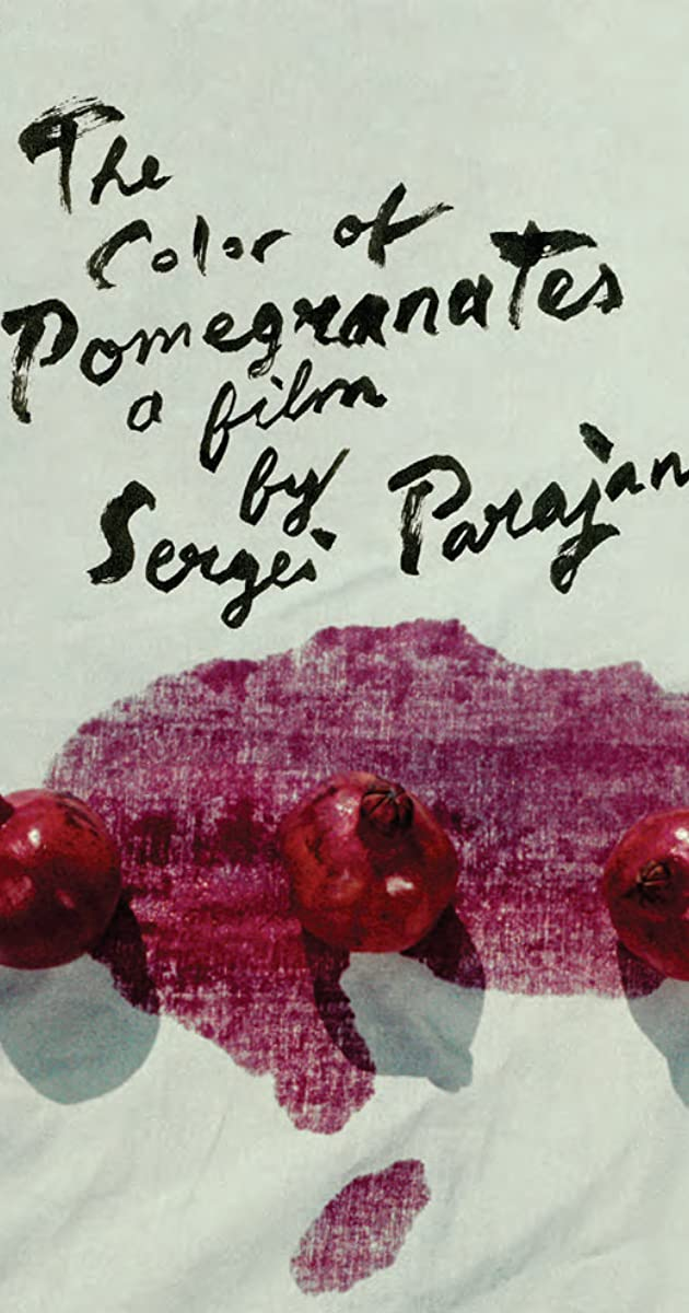 Subtitle of The Color of Pomegranates