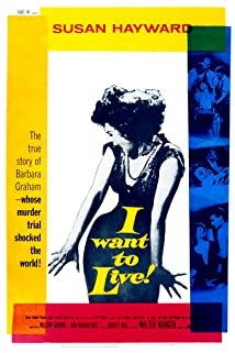 I Want to Live! (1958)