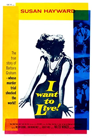Film-Noir I Want to Live! Movie
