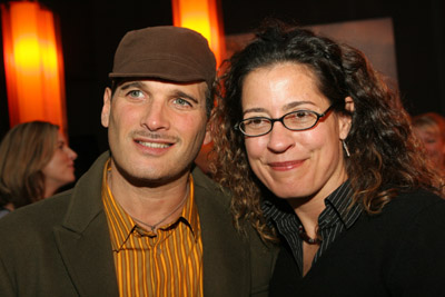 Lisa France and Phillip Bloch at an event for The Unseen (2005)