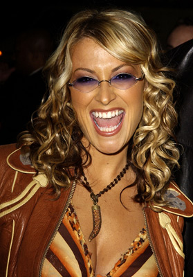 Anastacia at an event for Chicago (2002)