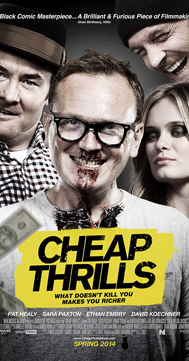 Cheap Thrills Trailer Deutsch