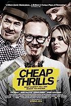 Cheap Thrills (2013) Poster