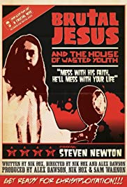 Brutal Jesus and the House of Wasted Youth Poster