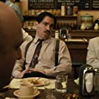 Ben Affleck and Chris Messina in Live by Night (2016)
