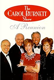 The Carol Burnett Show: A Reunion Poster