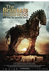 The Brussels Business (2012) Poster - Movie Forum, Cast, Reviews