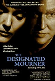 The Designated Mourner Poster