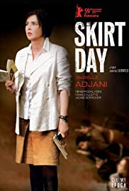 Skirt Day Poster