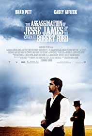 Brad Pitt and Casey Affleck in The Assassination of Jesse James by the Coward Robert Ford (2007)