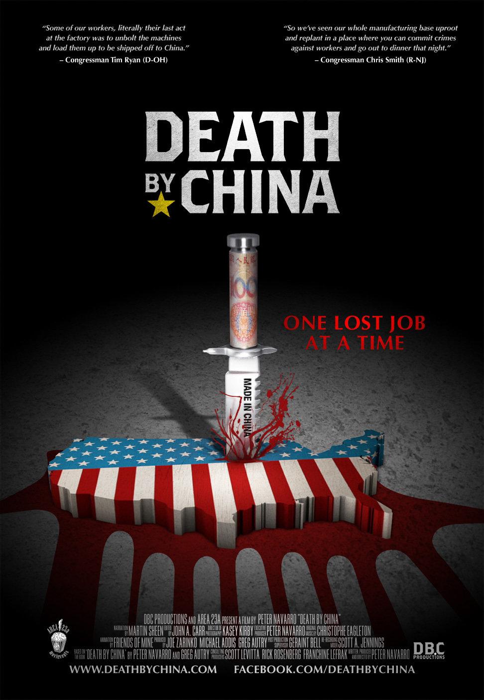 Death by China (2012) - IMDb