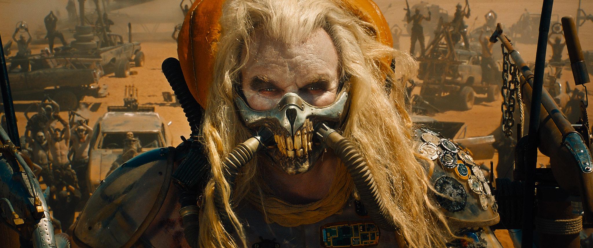 Hugh Keays-Byrne in Mad Max: Fury Road (2015)