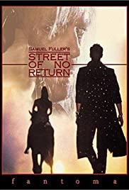Street of No Return Poster